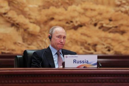 Putin Plays The Piano, With Perhaps Unintentional Undertones