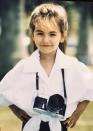 """<p>Actress Camilla Belle, showing an early talent for social media: """"tbt"""" -<a href=""""https://www.instagram.com/p/BHkHnt1DX_P/?taken-by=camillabelle"""" rel=""""nofollow noopener"""" target=""""_blank"""" data-ylk=""""slk:@camillabelle"""" class=""""link rapid-noclick-resp"""">@camillabelle</a> (Instagram) </p>"""