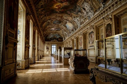 """Sometimes�the former royal palace in the heart of Paris can """"intimidate"""" certain demographics and the museum needs to reassure people that its collections are also for them, Martinez said"""