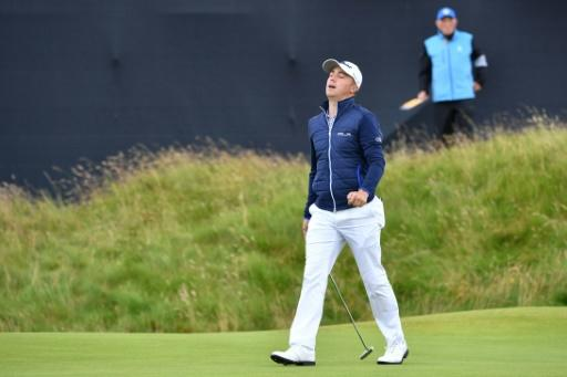three groupings to watch in british open second round