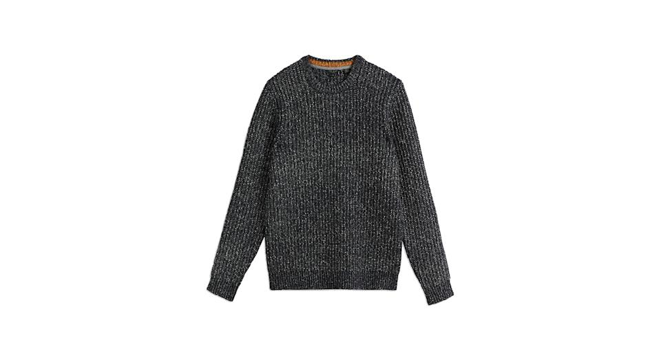 Springg Chunky crew neck jumper