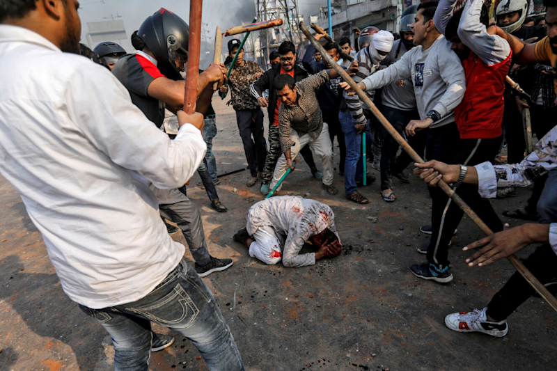Out for Blood: Unarmed Man Brutally Assaulted by Mob in Delhi Recounts Day of Horror