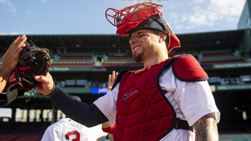 Report: Red Sox asking price for Christian Vazquez 'very high' as Mets rumors swirl