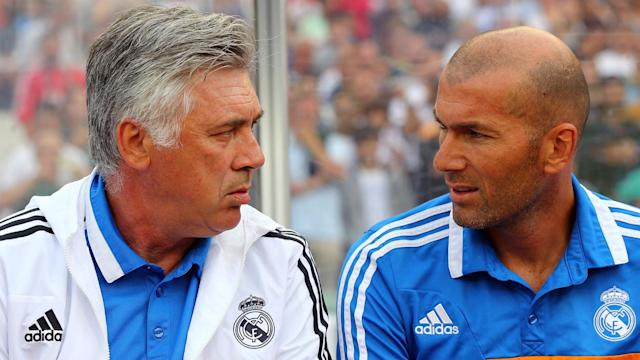 The former France international is looking forward to crossing paths with his former boss, following their collaboration at the Santiago Bernabeu