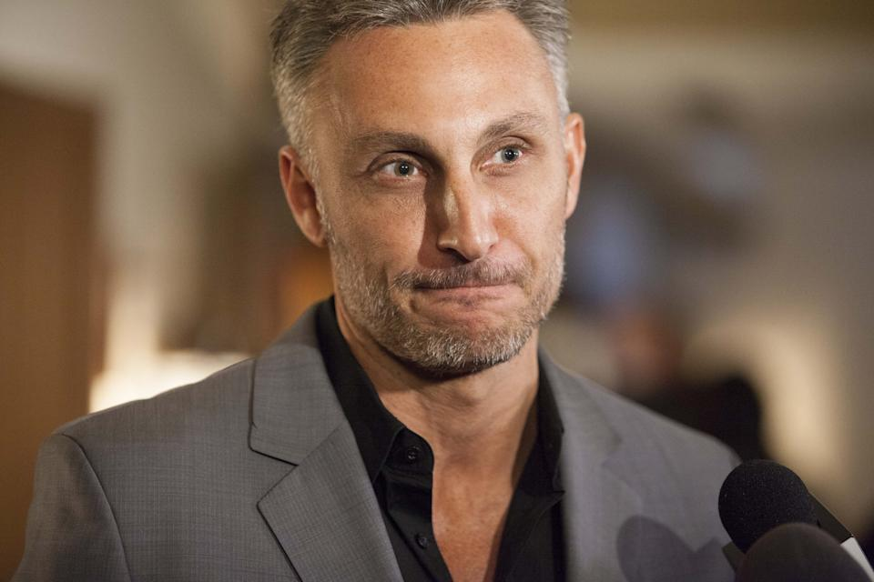 Tullian Tchividjian is a grandson of the late evangelist Billy Graham. (Photo: Alicia Funderburk via Getty Images)
