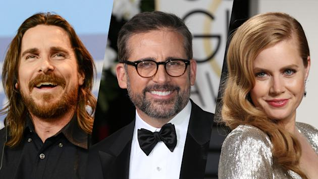 Christian Bale, Steve Carell linked to Dick Cheney movie