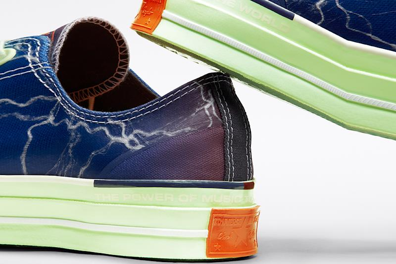 Converse & Pigalle's New Vibrant Collaboration Is Inspired
