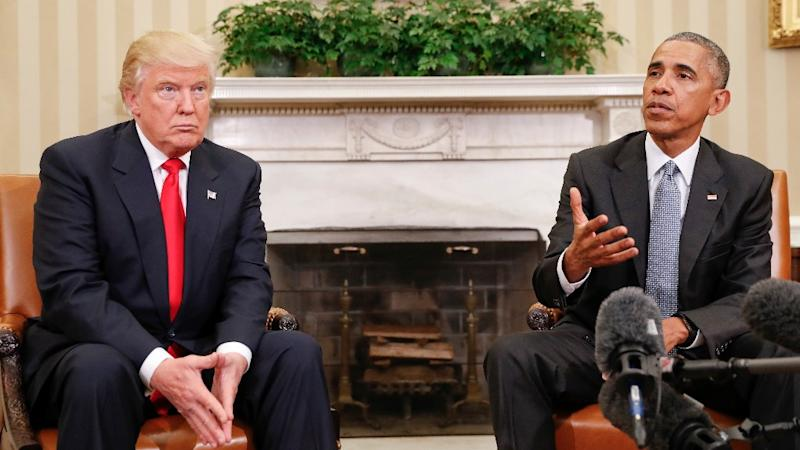 "Obama Denies Trump's Claim of Being ""Wiretapped"" Before Election"