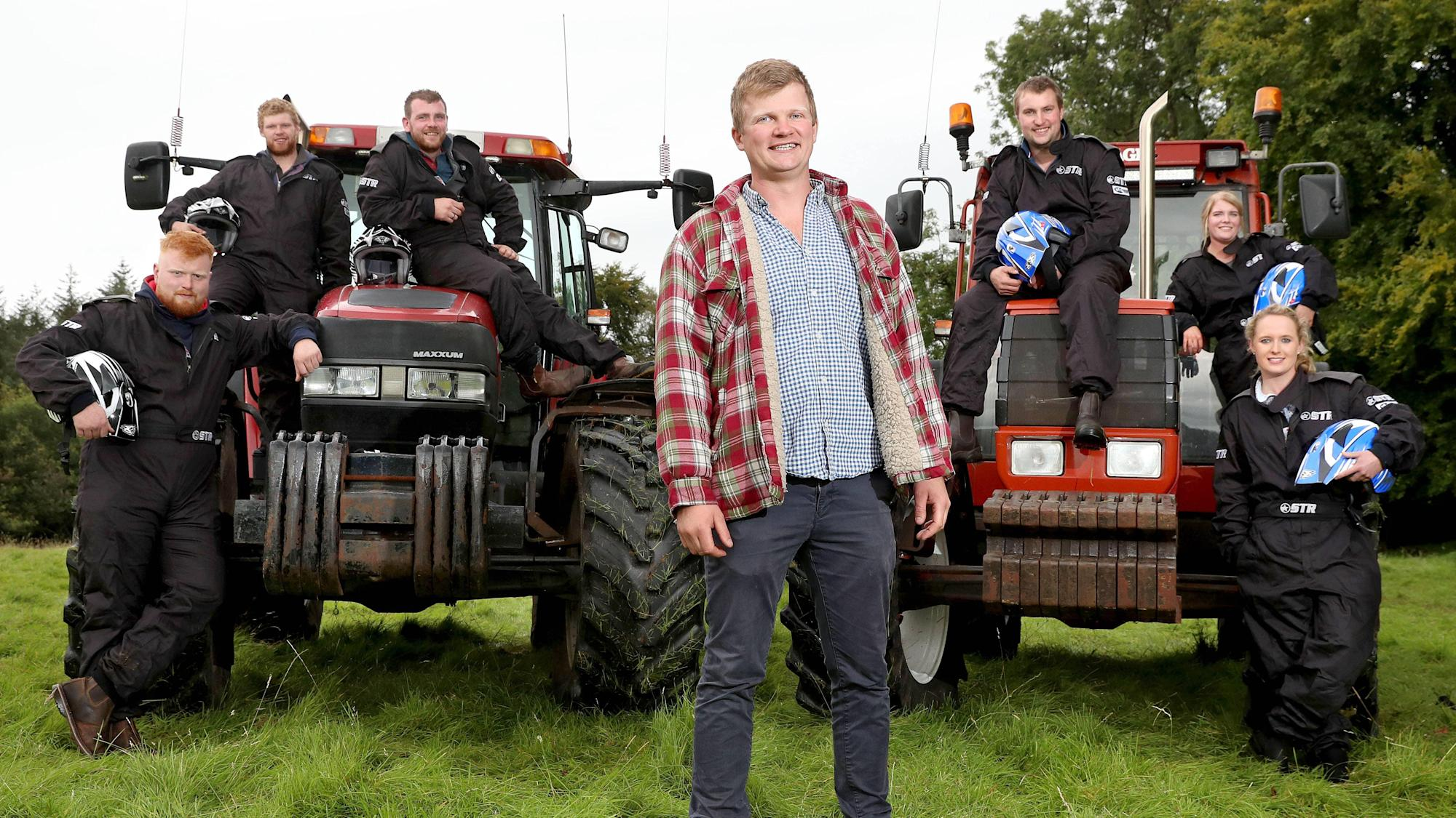 BBC commissions new series The Fast And The Farmer(ish)