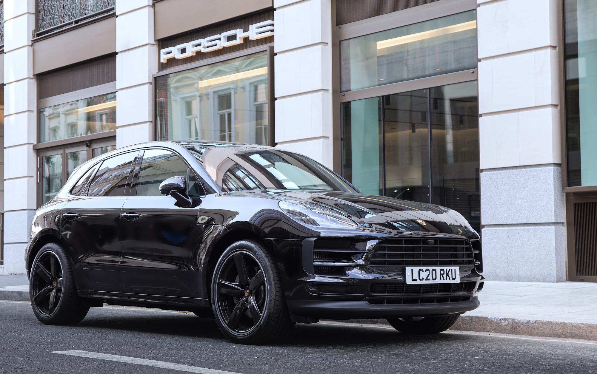 Porsche to create high-performance batteries with German firm in EV push