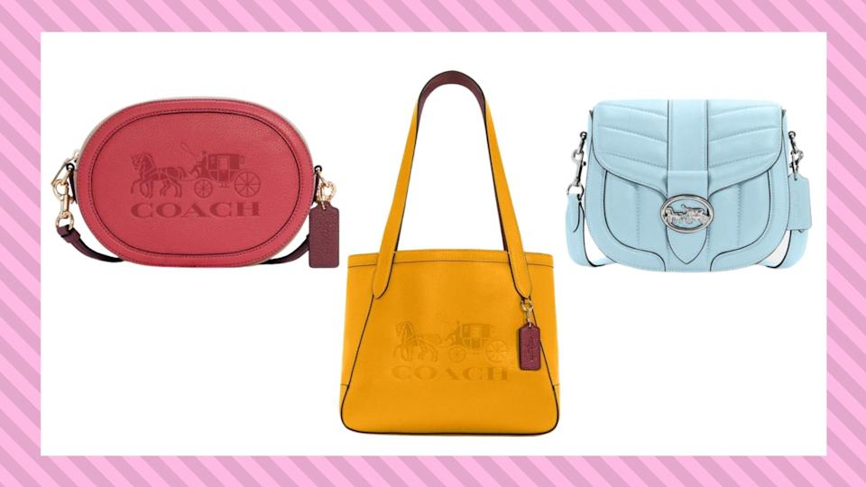 Coach's Horse & Carriage collection is here.
