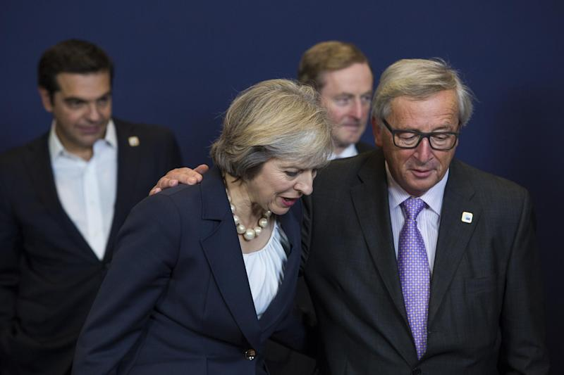 The UK's divorce from the EU could cause more damage to Britain than anticipated: Getty