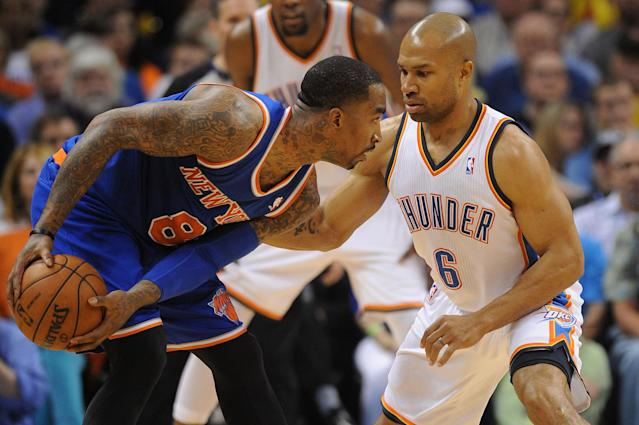 Knicks coaching rumors include many familiar faces, such as Derek Fisher