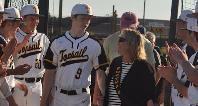 How baseball saved — and destroyed — a high school kid. (Yahoo Sports)