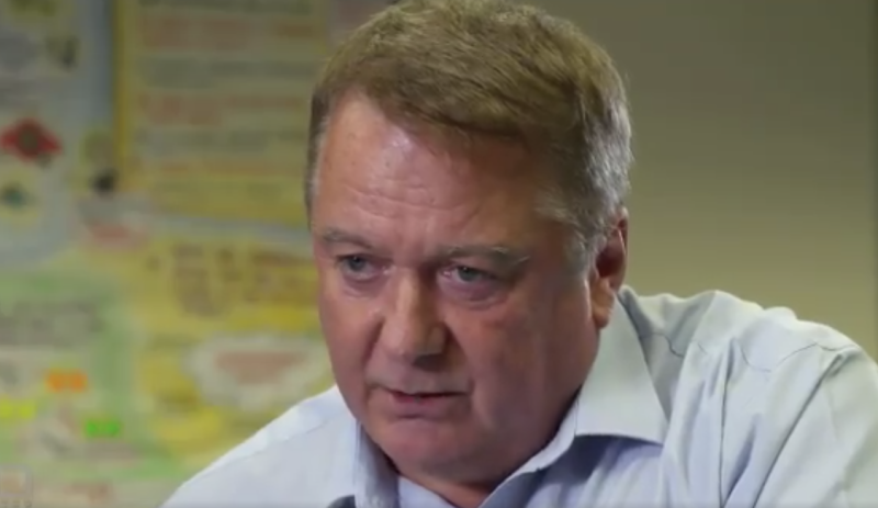 Professor Dale Fisher has warned the outbreak will only worsen in Australia. Source: 60 Minutes