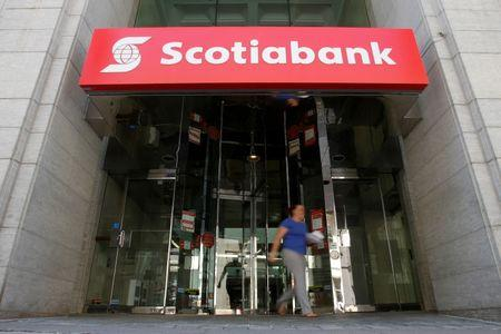 Scotiabank's quarterly earnings beat market forecasts