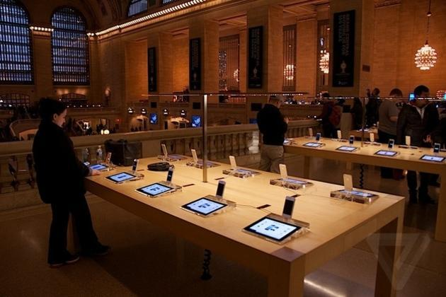 Apple's iBeacon location-aware shopping goes live today