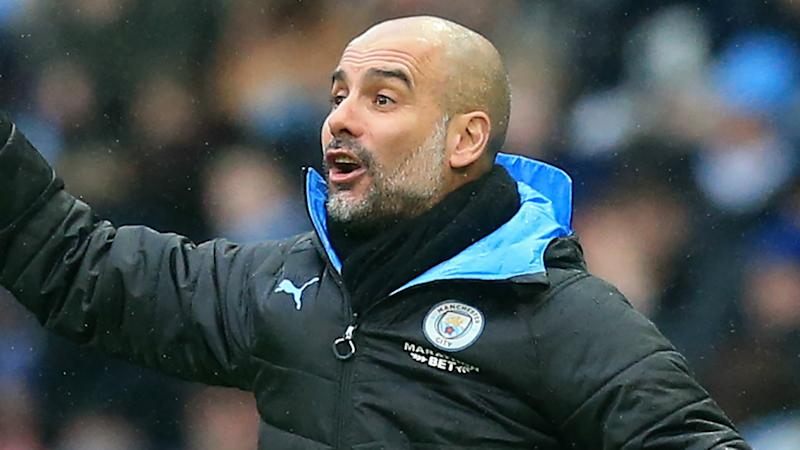 'You are my football family'- Guardiola sends message to Manchester City fans amid coronavirus crisis