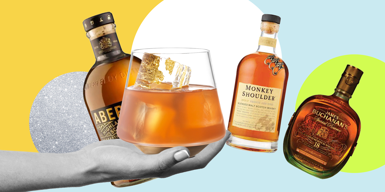 <p>Hello, whiskey lovers, and welcome to heaven, where your drink of choice is best served neat or on the rocks with just a few ice cubes. That's right, we're talking about scotch, Ron Burgundy's fave nightcap. Ah, delightful. </p><p>Did you know that they (gestures arms towards the sky) are prettttty strict about what they'll consider a scotch? Per Scottish law (like, for real), scotch has to be aged for at least three years. And don't even think about making scotch if it's not in Scotland, because if it's not on Scottish soil, it doesn't count.</p><p>These ~production standards~ lead to a smoky, rich, almost harsh sip of alcohol. Some might not be able to handle it, but if you can, it's truly divine. Ahead, we've got the 15 best scotch brands for your sipping pleasure.<br></p>