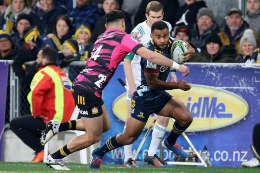 It was the opening game of New Zealand's Super Rugby Aotearoa
