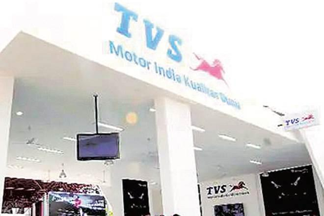 Predictronics is the third such company in the US, where TVS Motor's Singapore subsidiary invests for a considerable stake