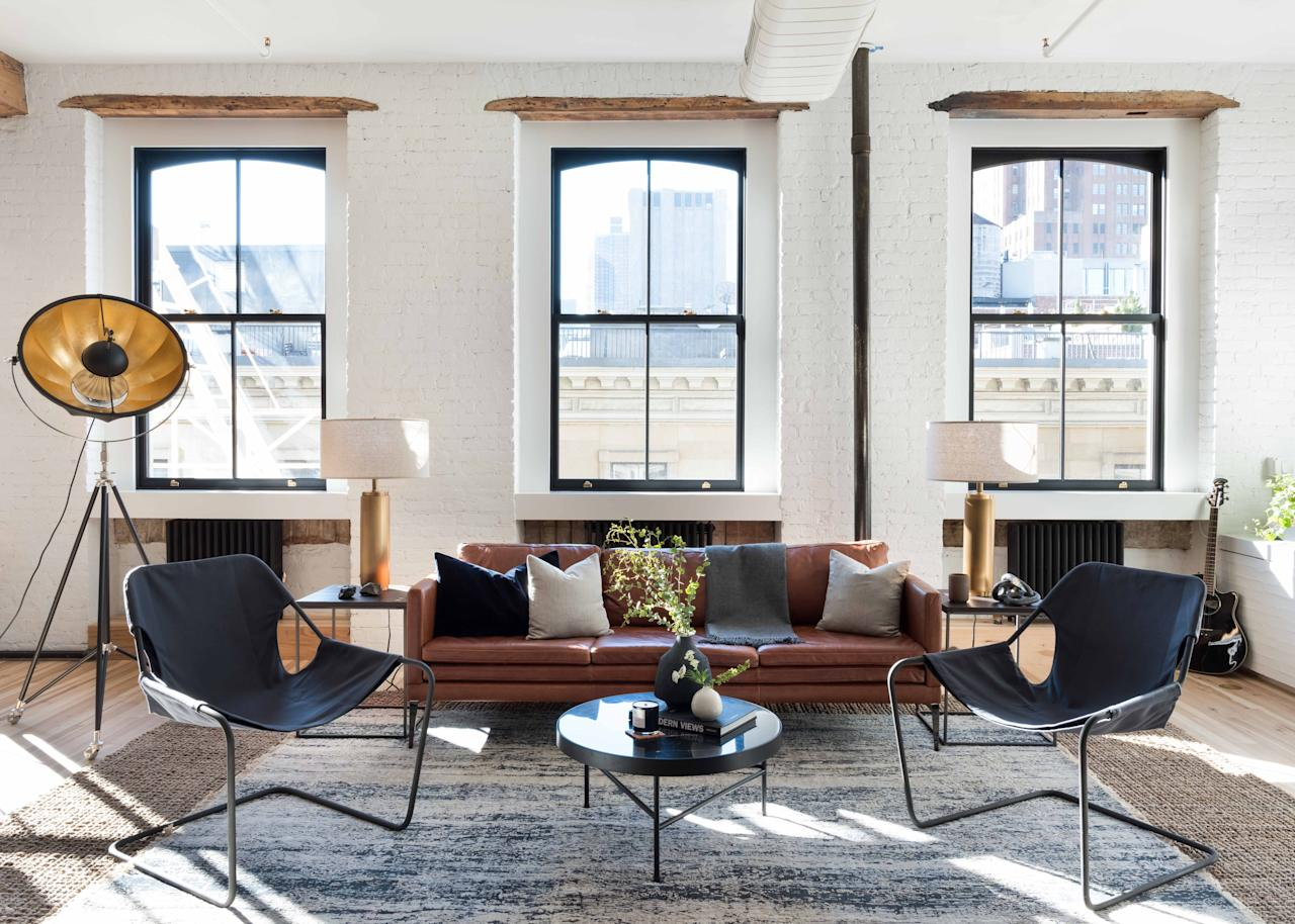 Tour Homepolish Co Founder Will Nathan S Industrial Loft In New York City