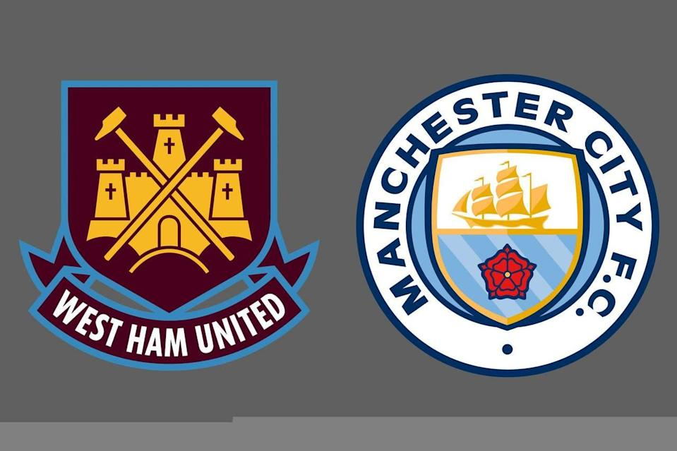 West Ham United-Manchester City