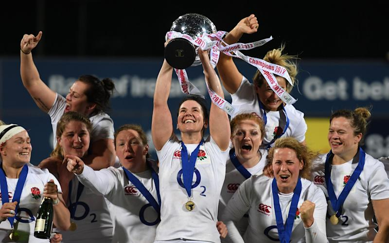 England women win