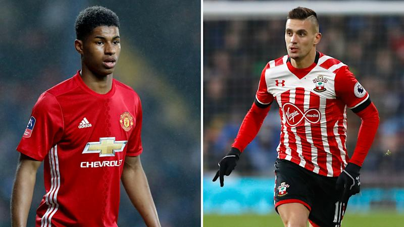 Marcus Rashford and Dusan Tadic are worth a run in your team.