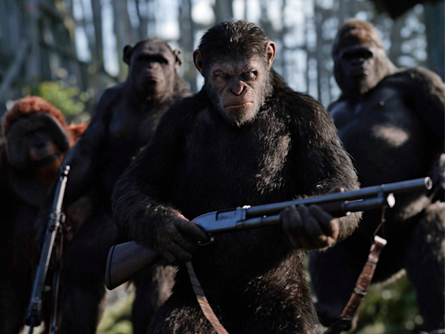 war for the planet of the apes Fox final_2