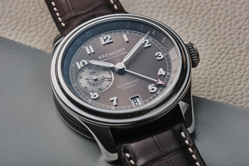 Bremont H-4 Hercules Limited Edition Watch (Credit: Bremont)