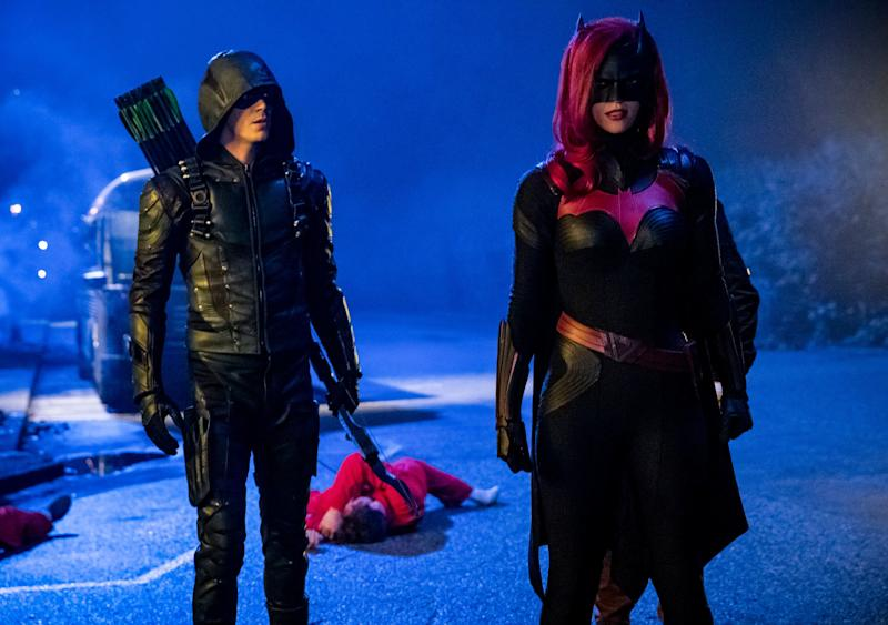 Arrowcrossover recap: When Batwoman met Supergirl, Green Arrow, and the Flash