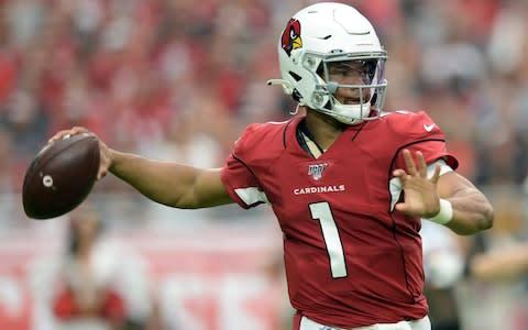 <span>Kyler Murray helped lead the Cardinals to a tie against the Lions</span> <span>Credit: USA Today </span>