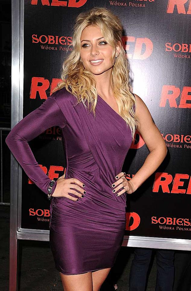 "March 25: Aly Michalka turns 22 Steve Granitz/<a href=""http://www.wireimage.com"" target=""new"">WireImage.com</a> - October 11, 2010"