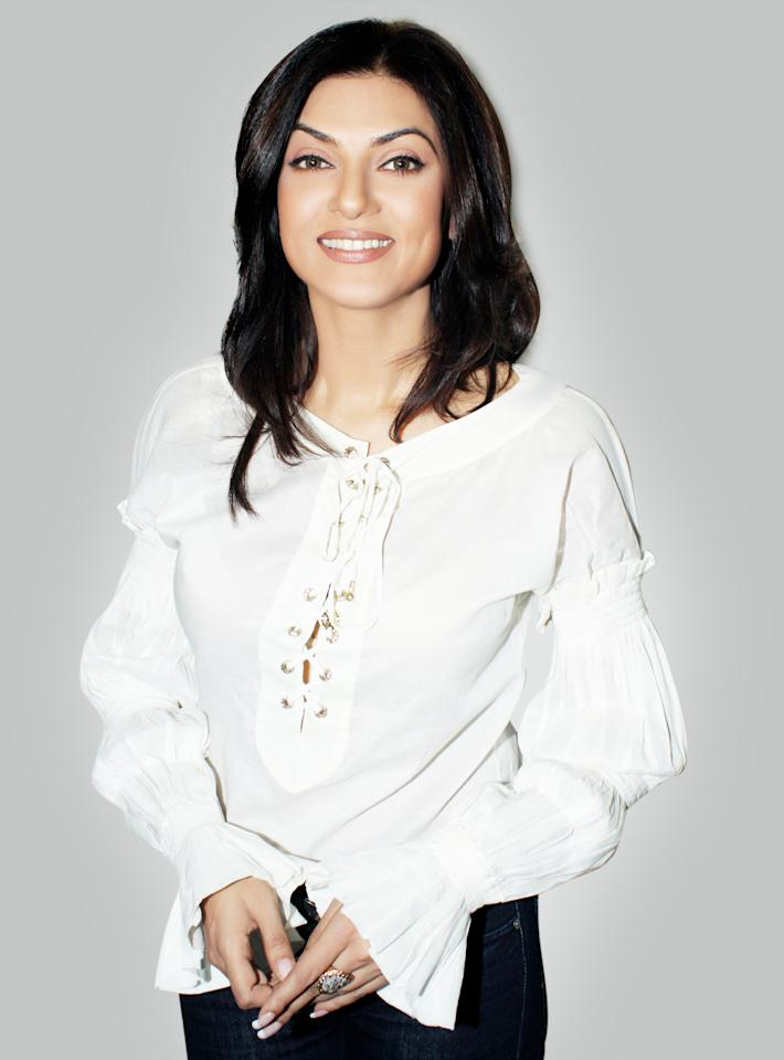 India's first Miss Universe, actress Sushmita Sen set an example for the world to applaud when she adopted a baby girl. Today Ms Sen has two adopted daughters and is a supporter of the girl child movement. She's associated with several charity events and has carved a niche for herself as a humanitarian.