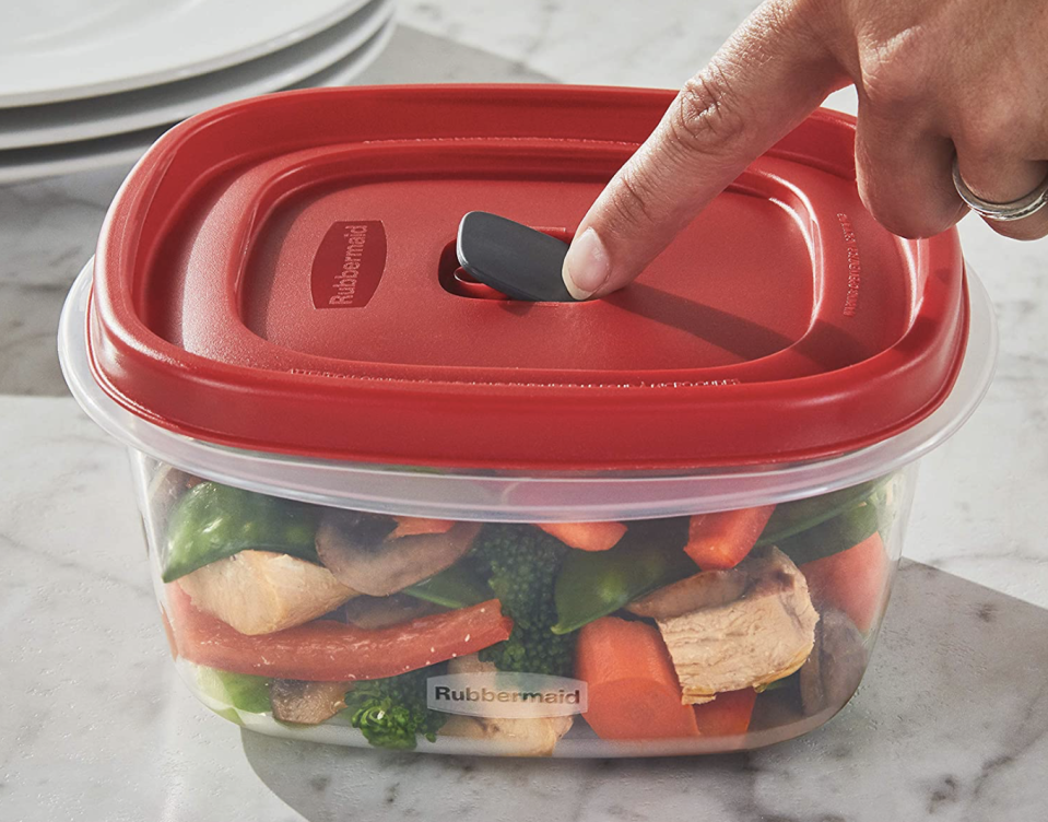 It's time to throw away all your stained old food storage containers. (Photo: Amazon)