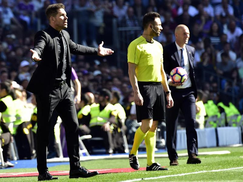 Simeone's late substitutions paid off (Getty)