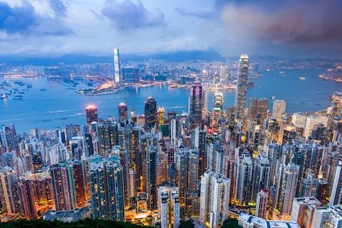 New luxury hotels are coming to Hong Kong - Credit: ALAMY