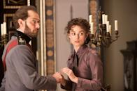 """Jude Law and Keira Knightley in Focus Features' """"Anna Karenina"""" - 2012"""