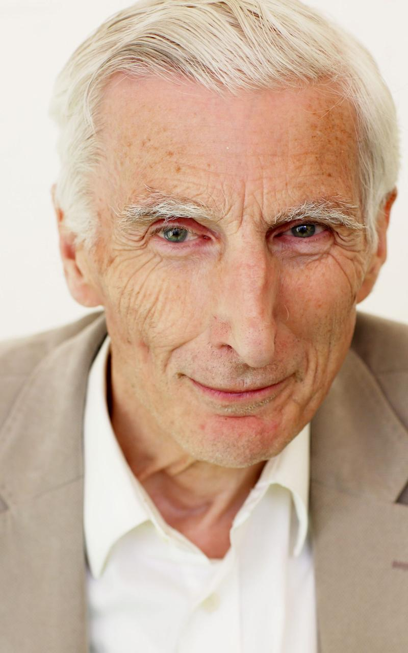 Lord Rees of Ludlow - Credit: Clara Molden for The Telegraph