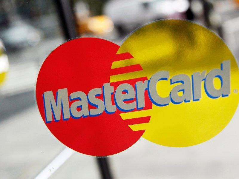 Global growth boosts MasterCard 4Q income