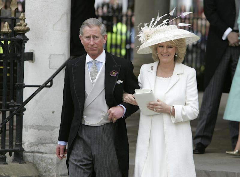 Prince Charles married the Duchess of Cornwall in 2005 (Georges De Keerle/Getty Images)