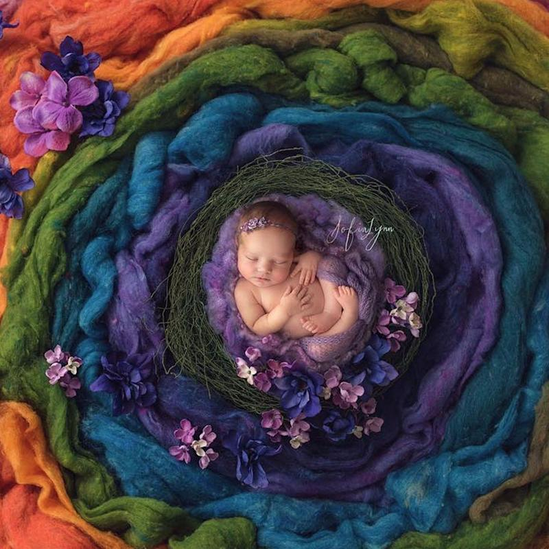 """After 1 Mom Gave it a """"Last Try,"""" She Finally Welcomed Her Rainbow Baby"""