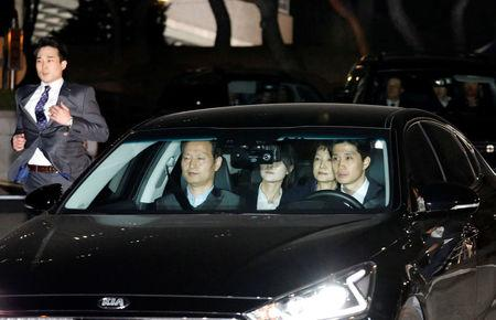 Corruption Scandal: Former S/Korean President Park Geun-hye Jailed