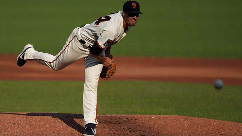 Giants get great news on Kevin Gausman, who could start this weekend
