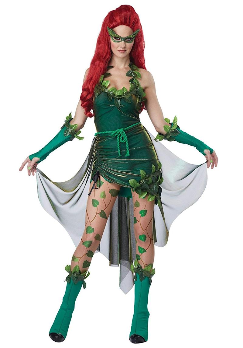 888873c34f8 California Costumes Lethal Beauty Poison Ivy Costume ( 55)  Wow