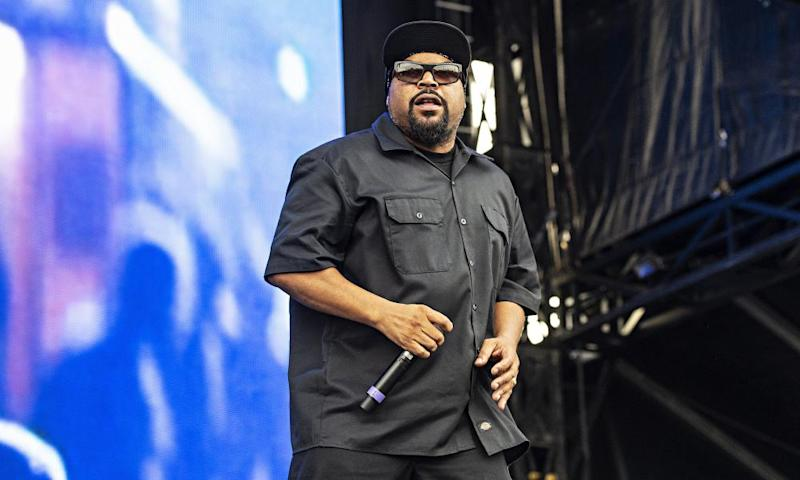 US musician Ice Cube has voiced concern over Zimbabwe's deteriorating human rights situation.