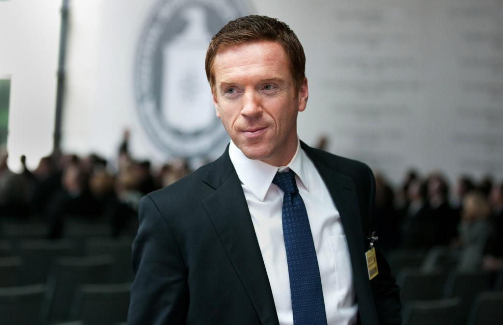 "Damian Lewis as Nicholas ""Nick"" Brody in the ""Homeland"" Season 2 episode, ""The Choice."""