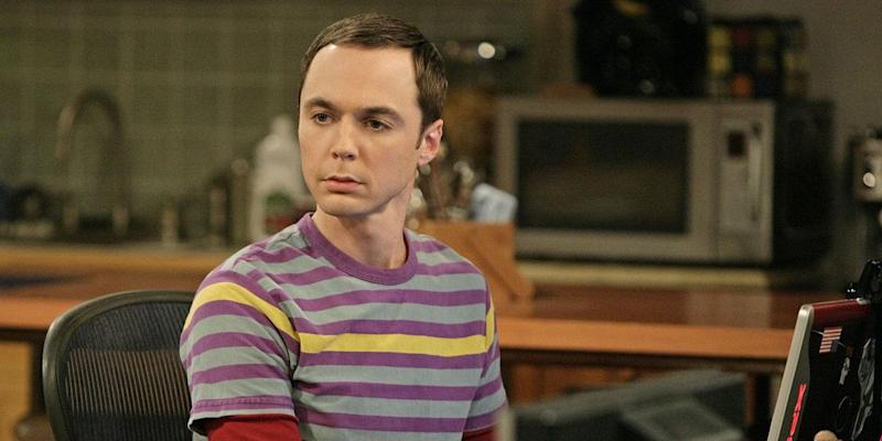 Jim Parsons in The Big Bang Theory. (Photo: CBS)