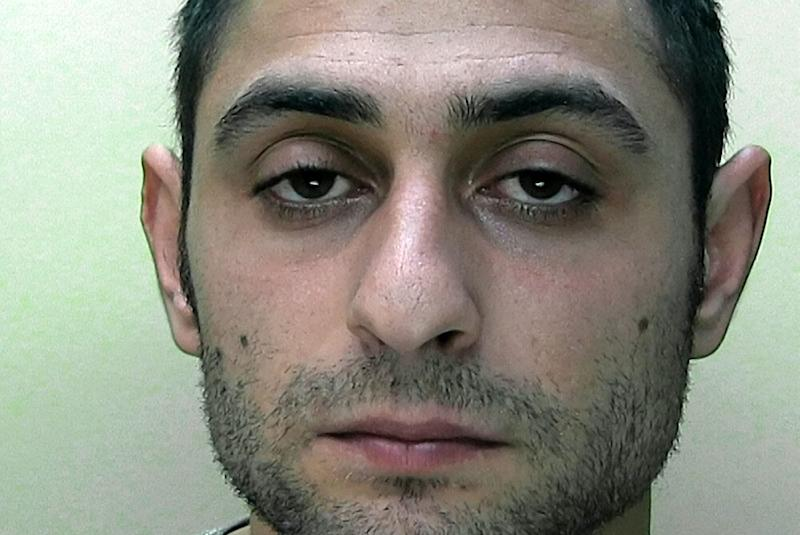 Marius Dobrin, a Romanian farm worker who forces deportation after he admitted taking part in the gang rape of a young woman in Jersey.